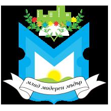 СО район Младост лого