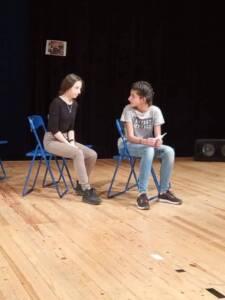 Театър срещу насилието